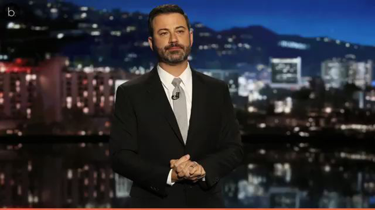 Jimmy Kimmel says he supports 'Trumpcare' and trolls Trump supporters