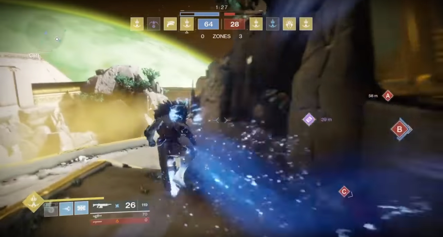 'Destiny 2:' This new ghost shell concept is great