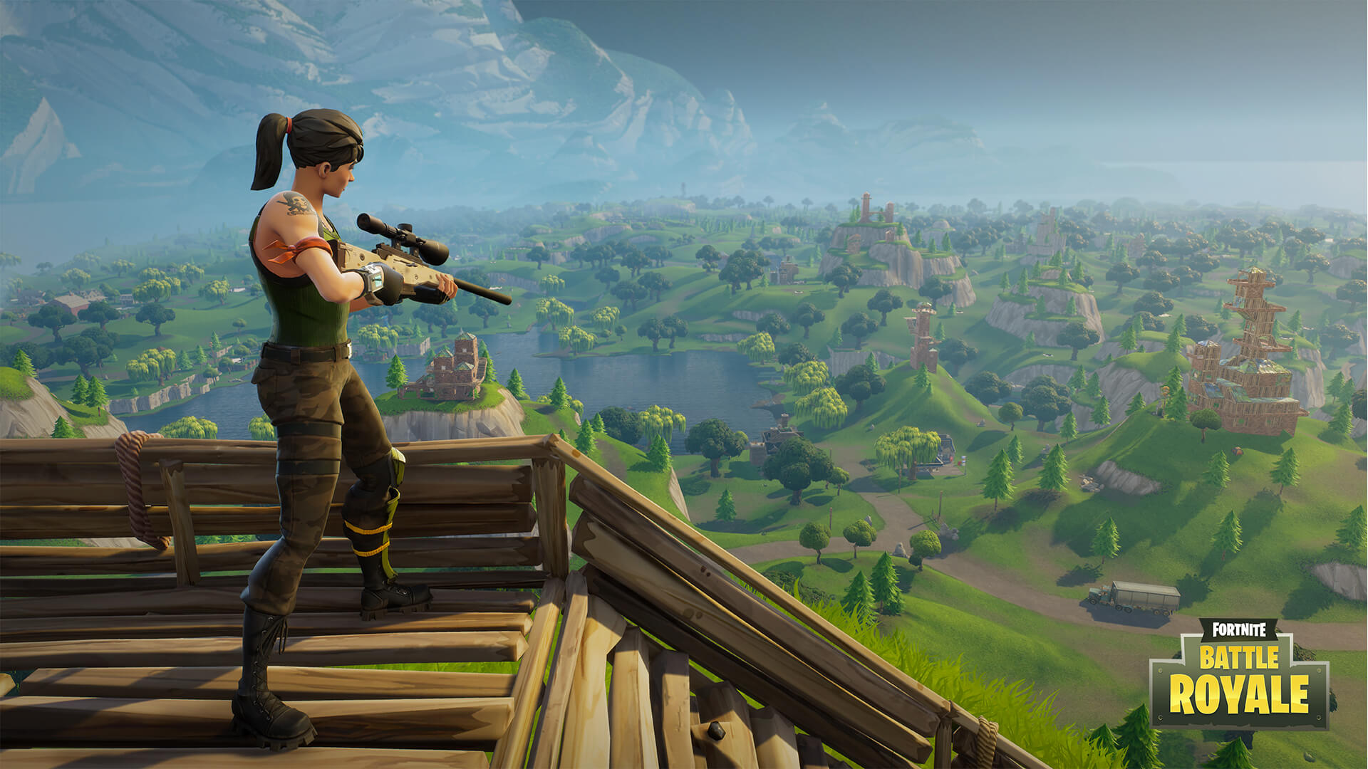 'Fortnite' gets Battle Royale patch with new inclusion