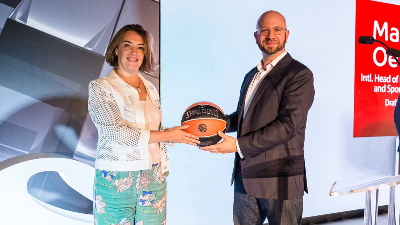 DraftKings Sign a streaming rights deal with EuroLeague Basketball
