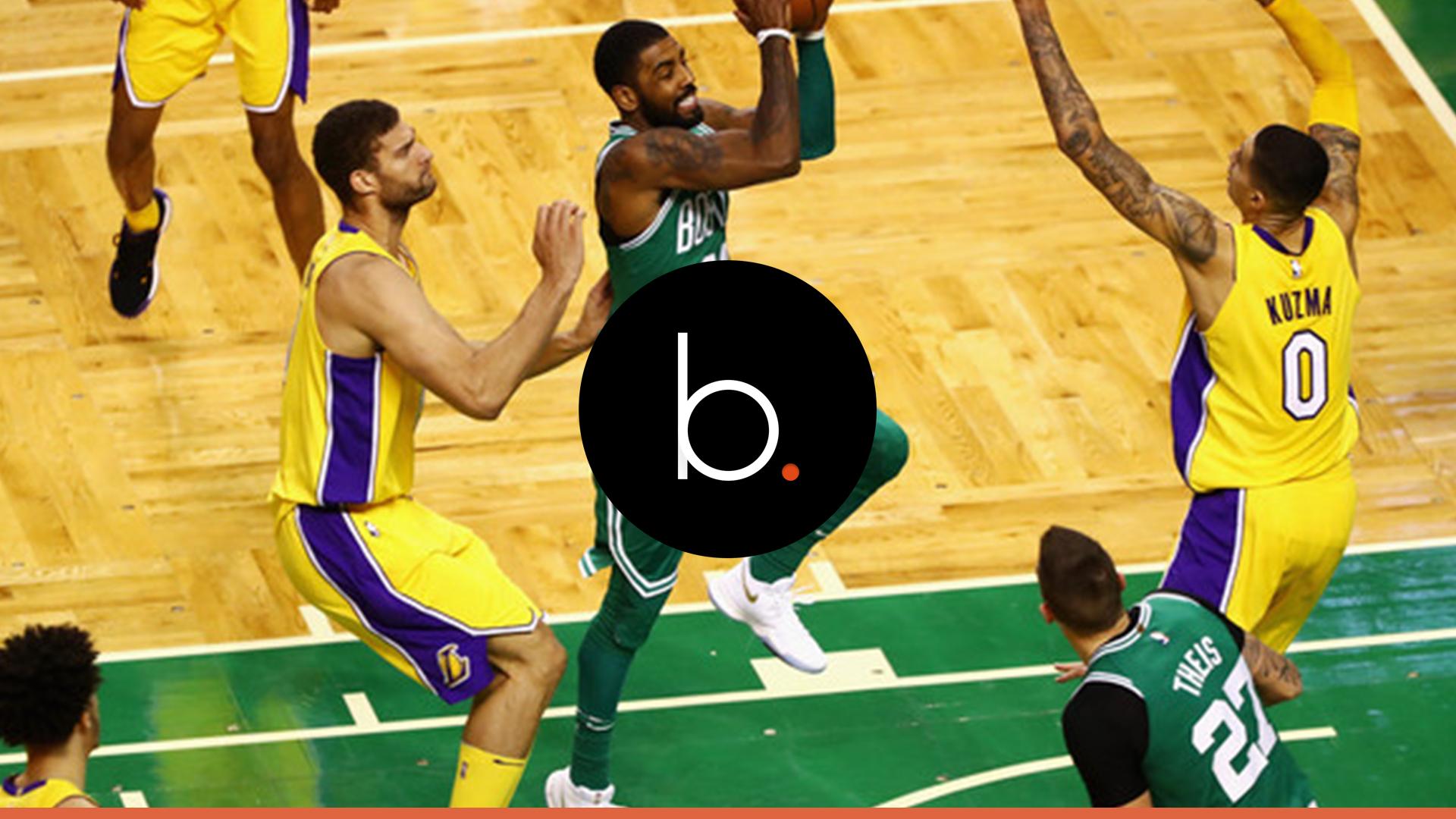 Celtics defeat Lakers 107-96, extending their winning streak to 10 games