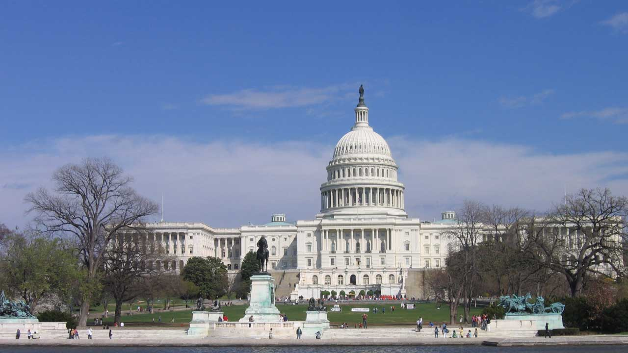Non-profit group makes push for bipartisan legislation in Washington