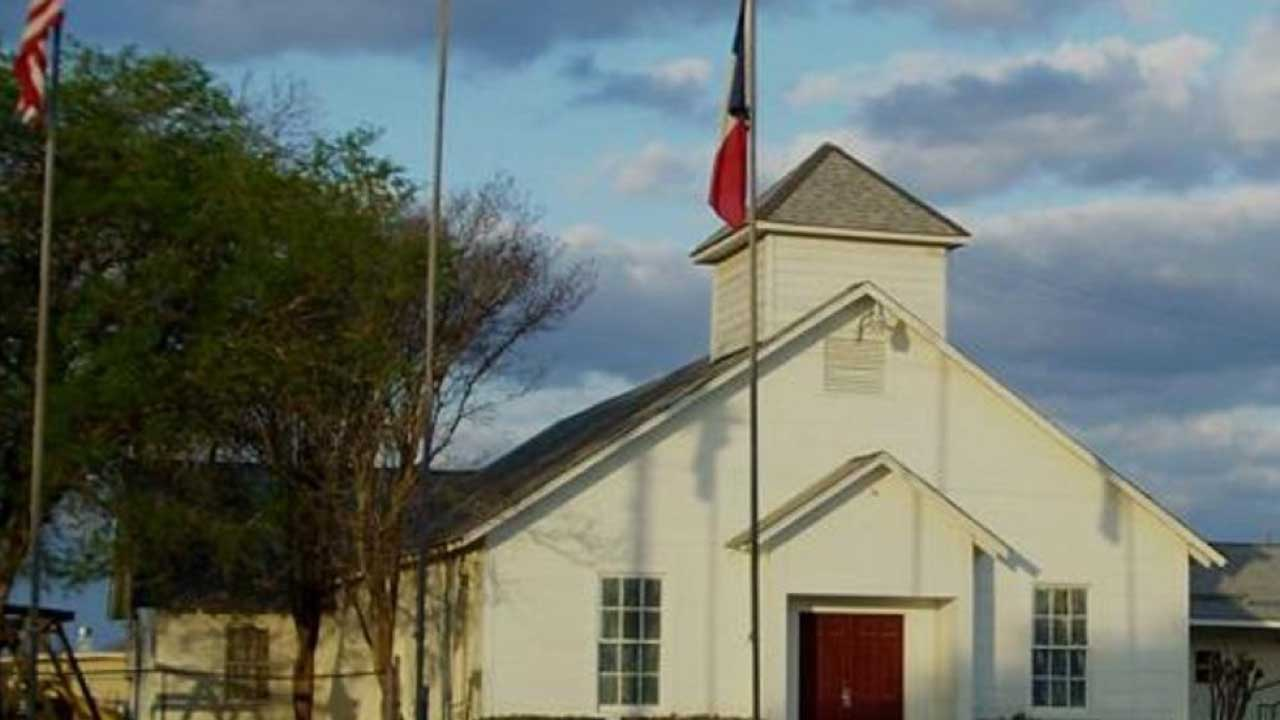 Pastor wants Texas church demolished where the massacre took place