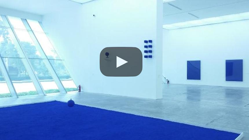 El Internacional Azul Klein llega a México