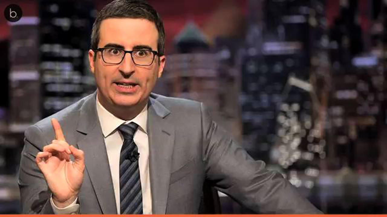 John Oliver completely burns Trump presidency, 'Last Week Tonight' season ender