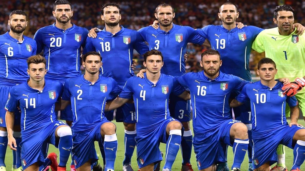 Vexame! Seleção da Itália está fora da Copa do Mundo