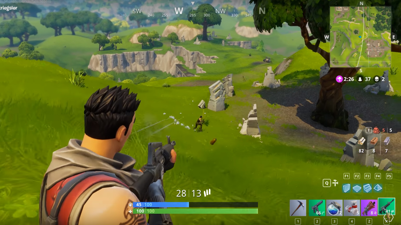 'Fortnite' adds launch pads and world changes with patch