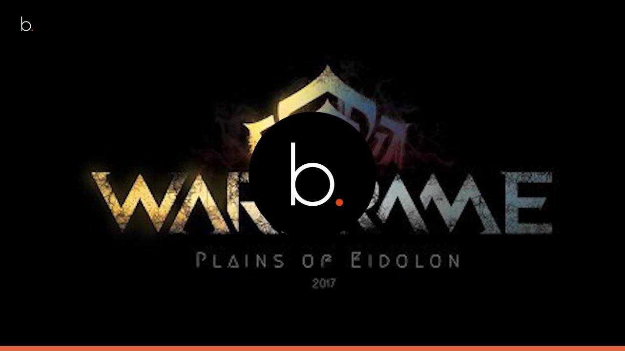 Prime basic crash-course in 'Warframe: Plains of Eidolon' latest update