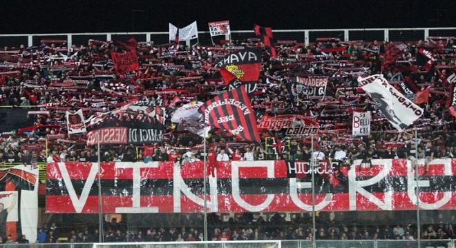 Foggia, per i tifosi complimenti per la trasferta di Ascoli