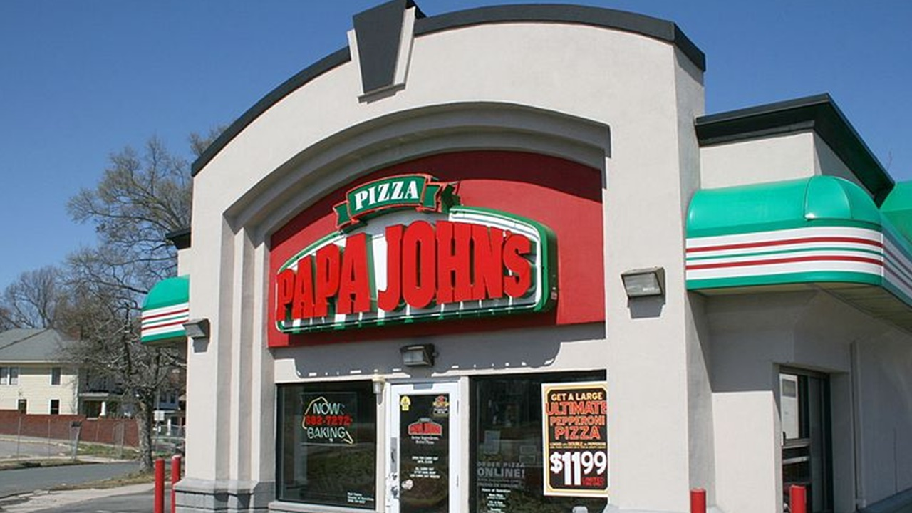 Papa John's Pizza does about turn on sports protests and profit