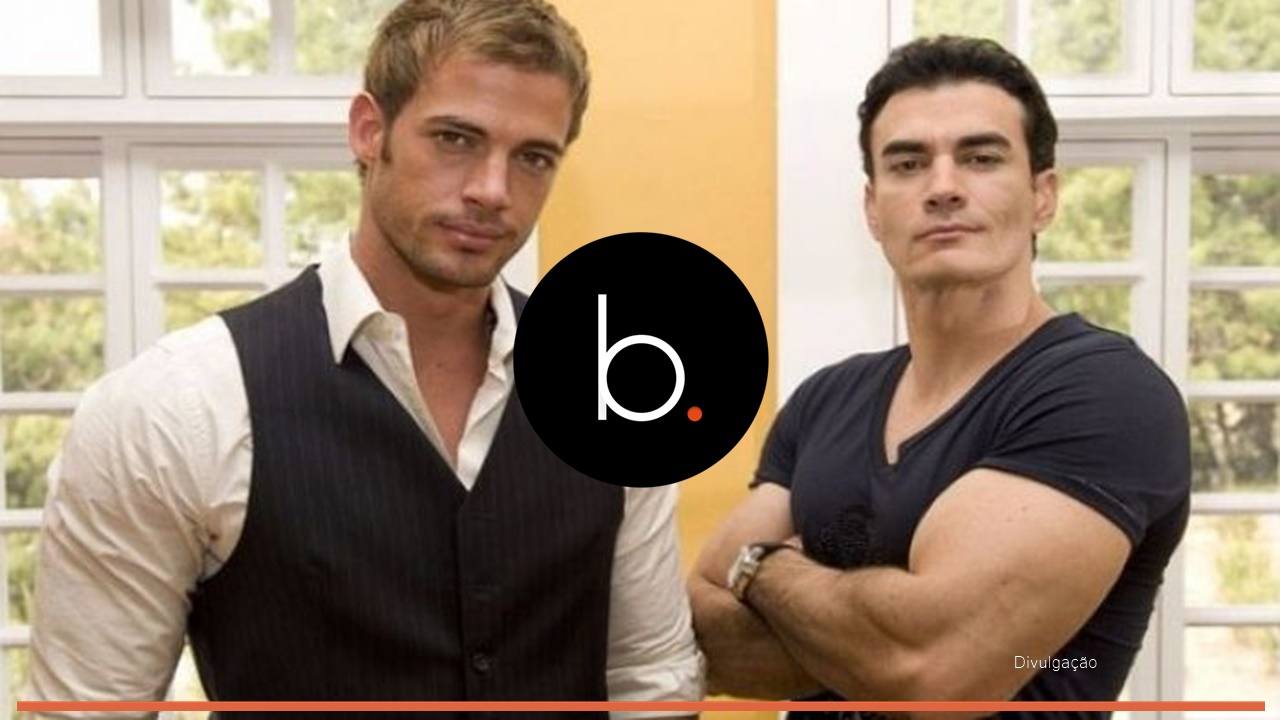 Assista: Em 'Sortilégio', Alessandro fica muito furioso com Bruno