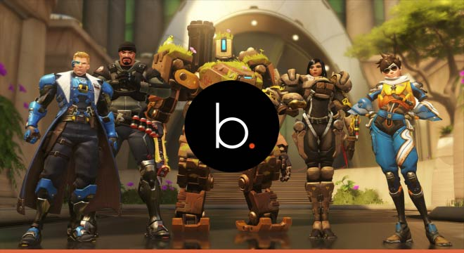 Overwatch becomes free to plaz from November 17 until November 20