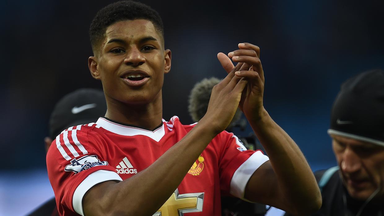 Cristiano se va y una joven estrella del Manchester United llega a remplazarlo