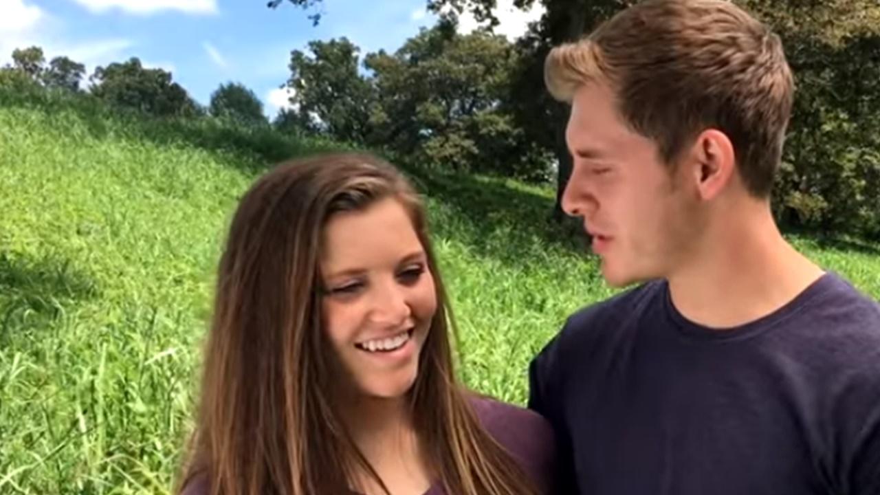 Joy-Anna Duggar and  Austin Forsyth are expecting a baby