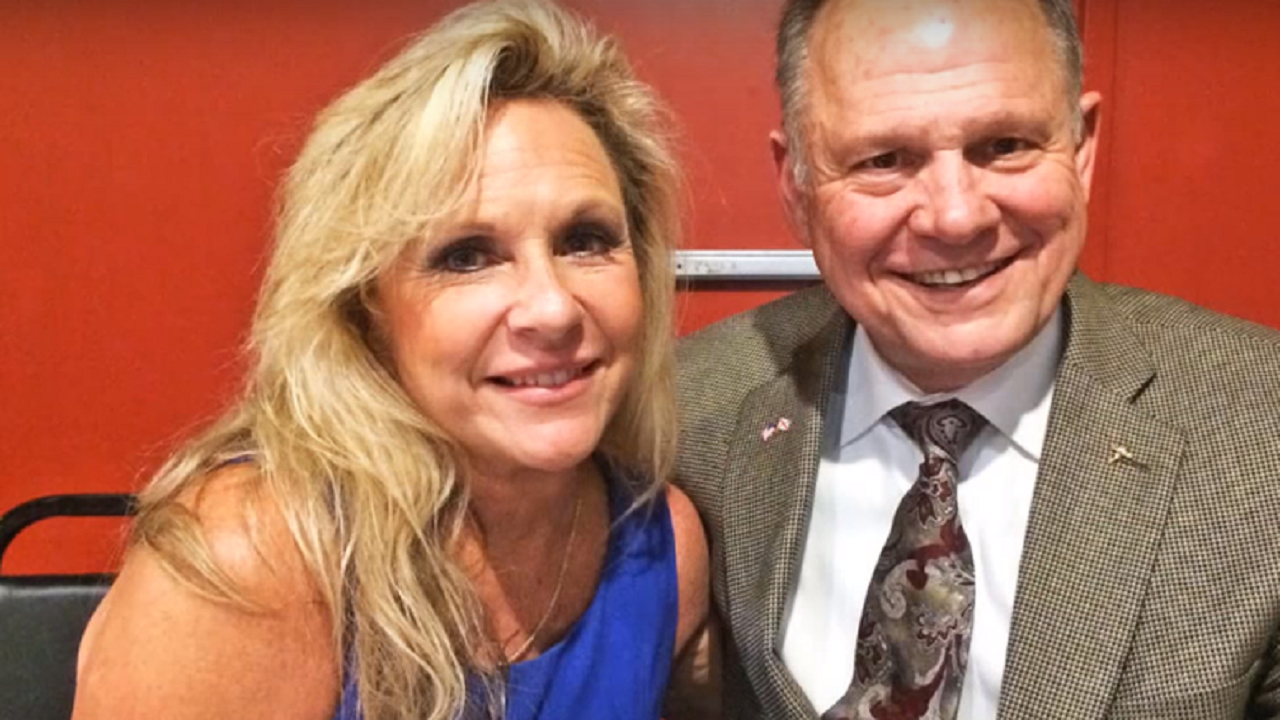 Roy Moore's wife continues to lead defense for her husband amidst allegations