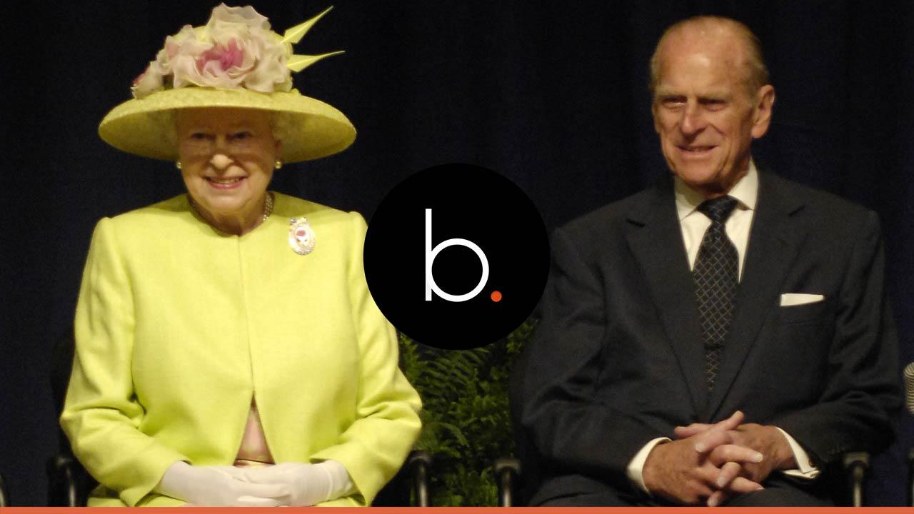 Queen Elizabeth and Prince Philip celebrate platinum anniversary