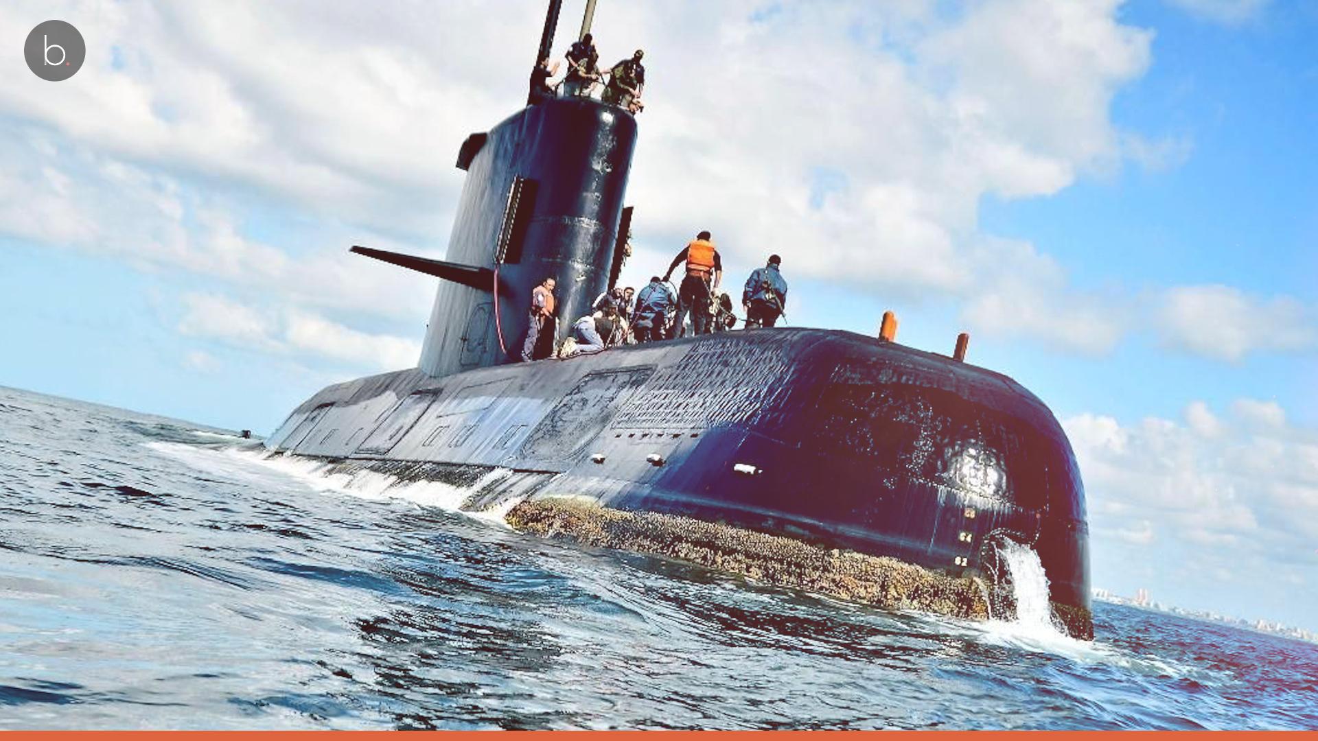El misterio del submarino Ara San Juan