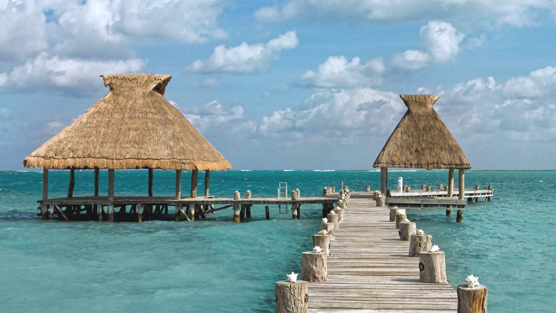 La Riviera Maya en El Caribe Mexicano