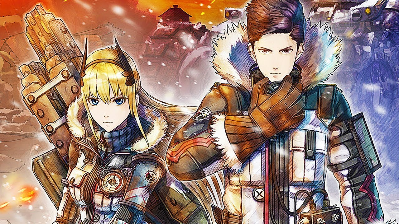 'Valkyria Chronicles 4' released date.