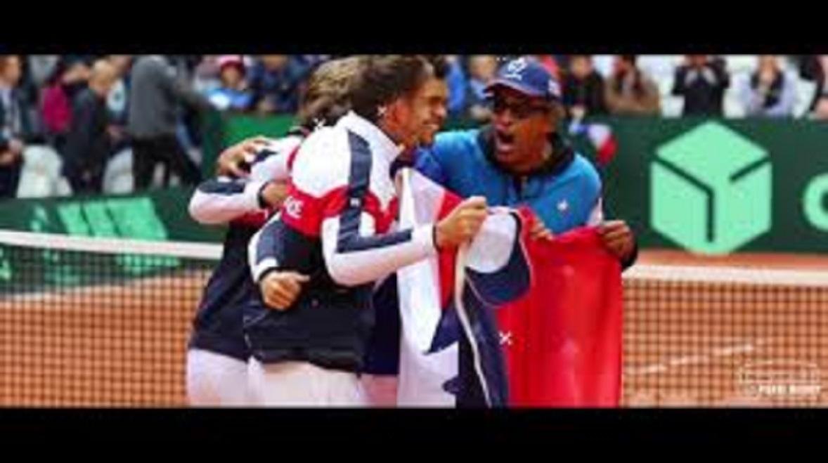 Coupe Davis : La France sacrée une 10e fois !