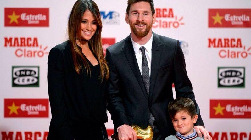 Lionel Messi gana su cuarta bota de oro y demuestra ser el mejor del mundo