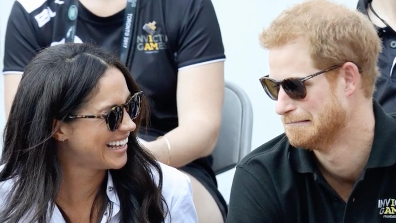 VIDEO: Meghan Markle, la nueva inquilina de Buckingham Palace
