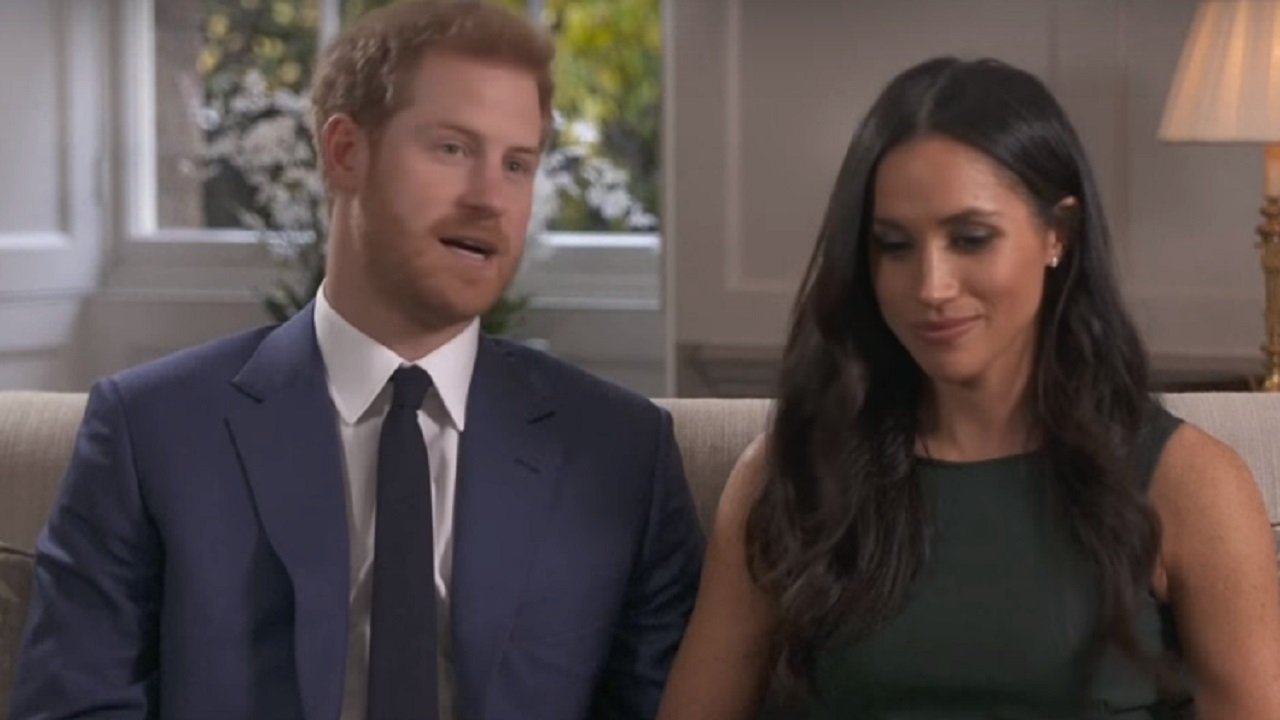 Prince Harry and Megan Markel's engagement is causing quite a stir