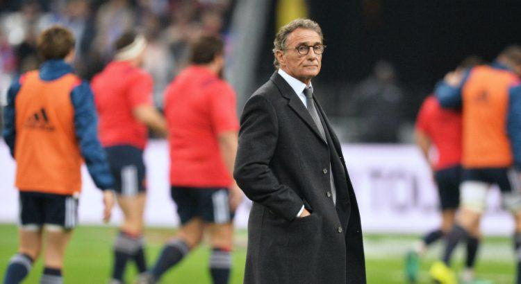 Rugby : Guy Novès ne doit pas être remis en cause selon un ex-président de club