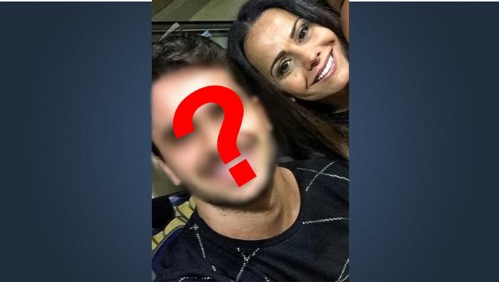 Assista: Viviane Araujo circula com seu novo namorado; saiba quem é