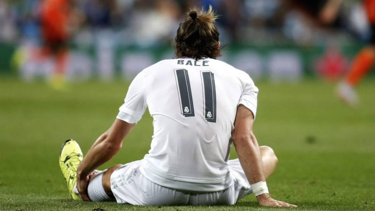 Paso lo impensable, Gareth Bale sale del partido de copa con molestias