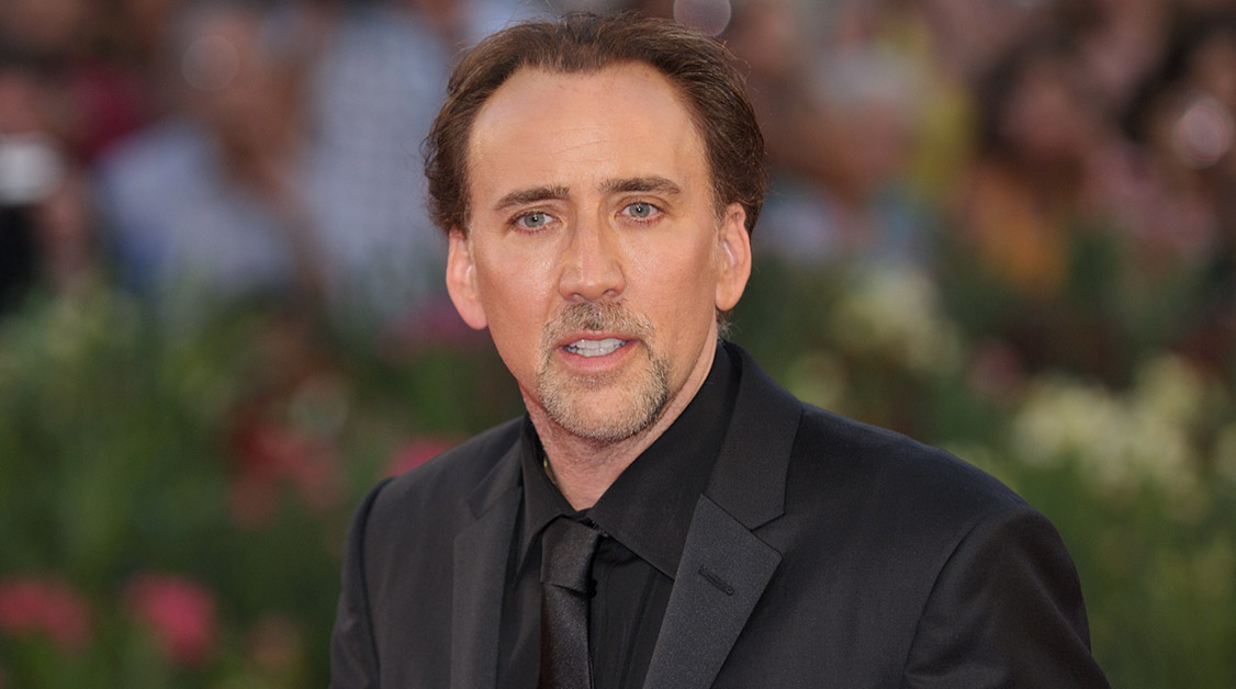 Nicolas Cage attends closing ceremony of CIFF 2017 in Cairo