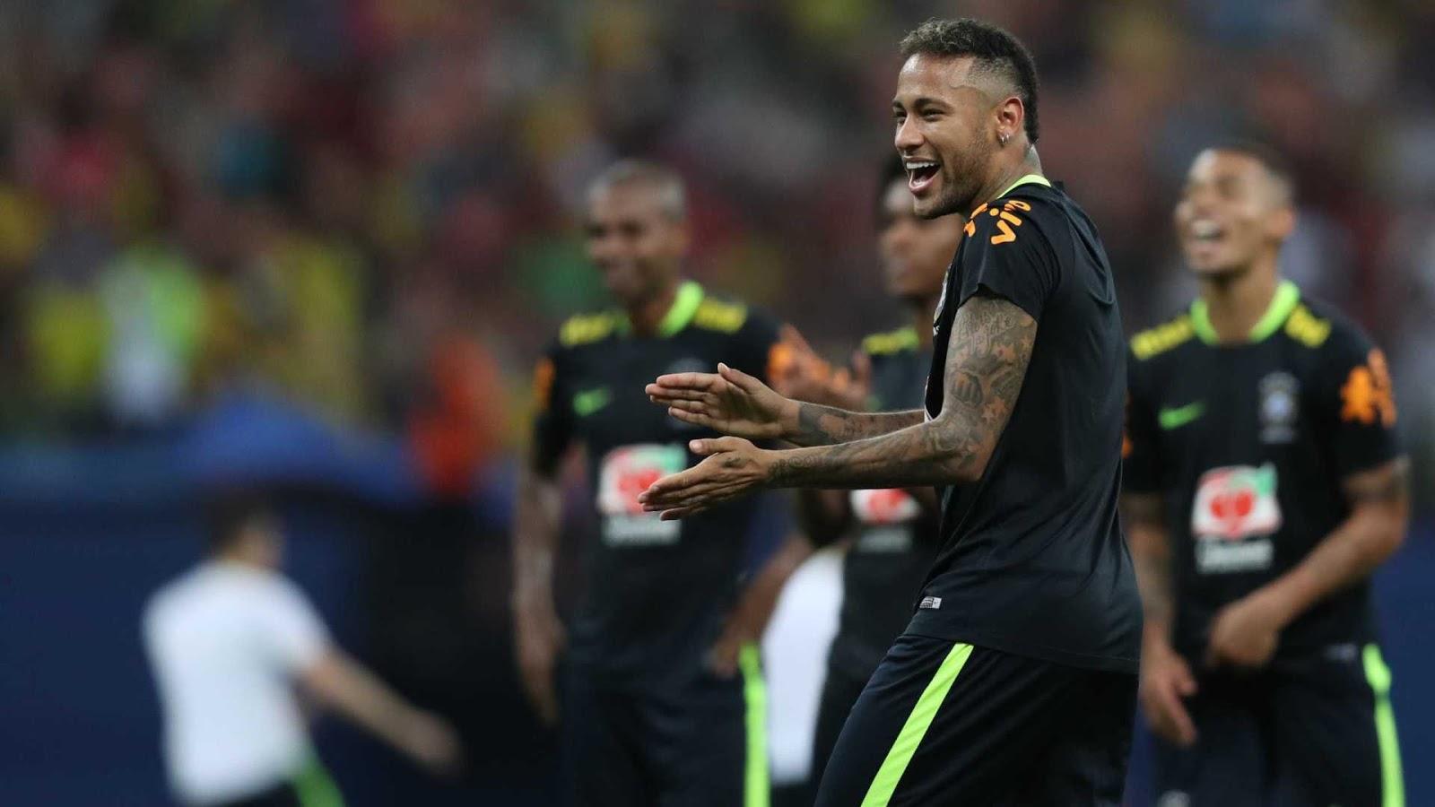 Assista: Brasil já conhece seus três primeiros adversários na Copa do Mundo 2018
