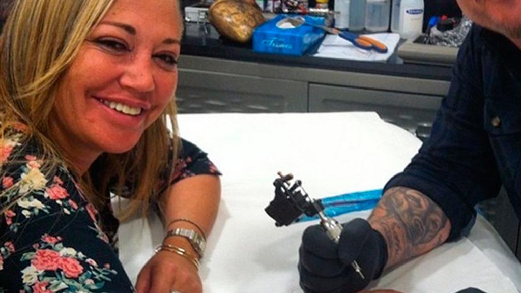 VIDEO: El misterioso tatuaje de Belén Esteban del que habla todo el mundo