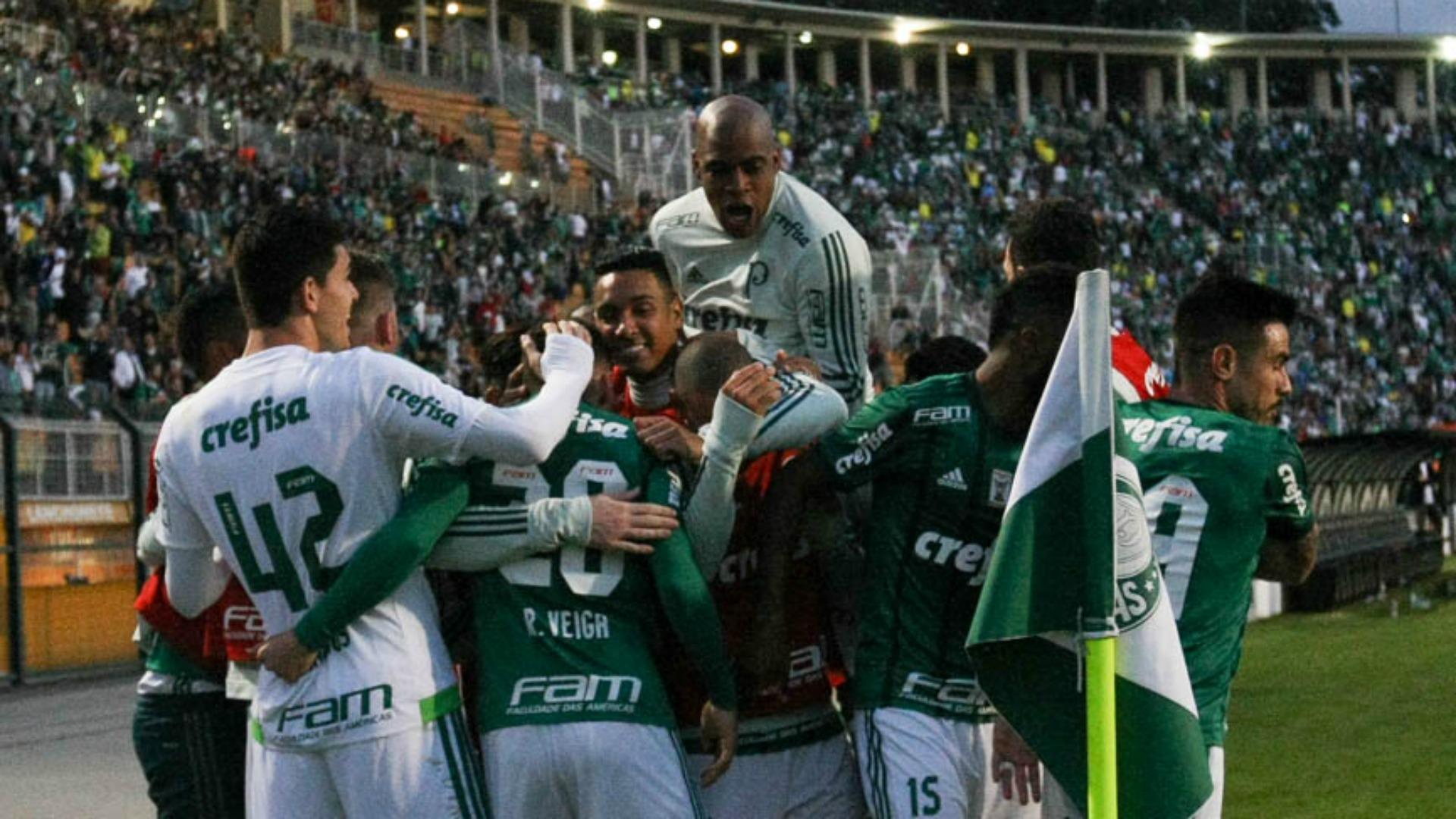 Vídeo: barca do Palmeiras já tem seus nomes definidos