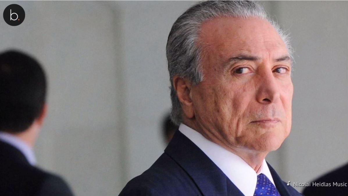 Assista: Temer articula candidatura de Henrique Meirelles e testa sua popularida