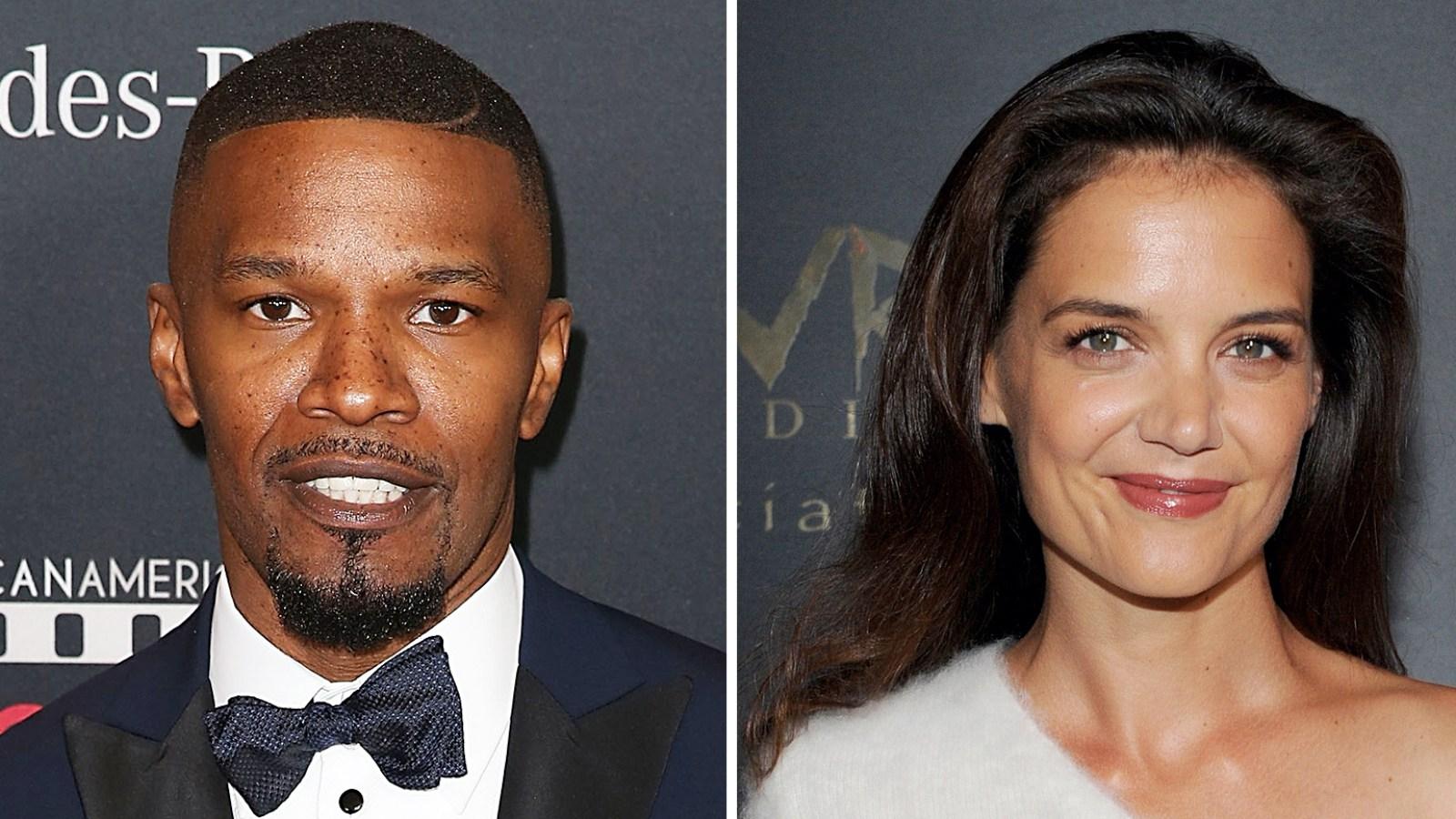 Katie Holmes et Jamie Foxx ravivent les rumeurs de romance !