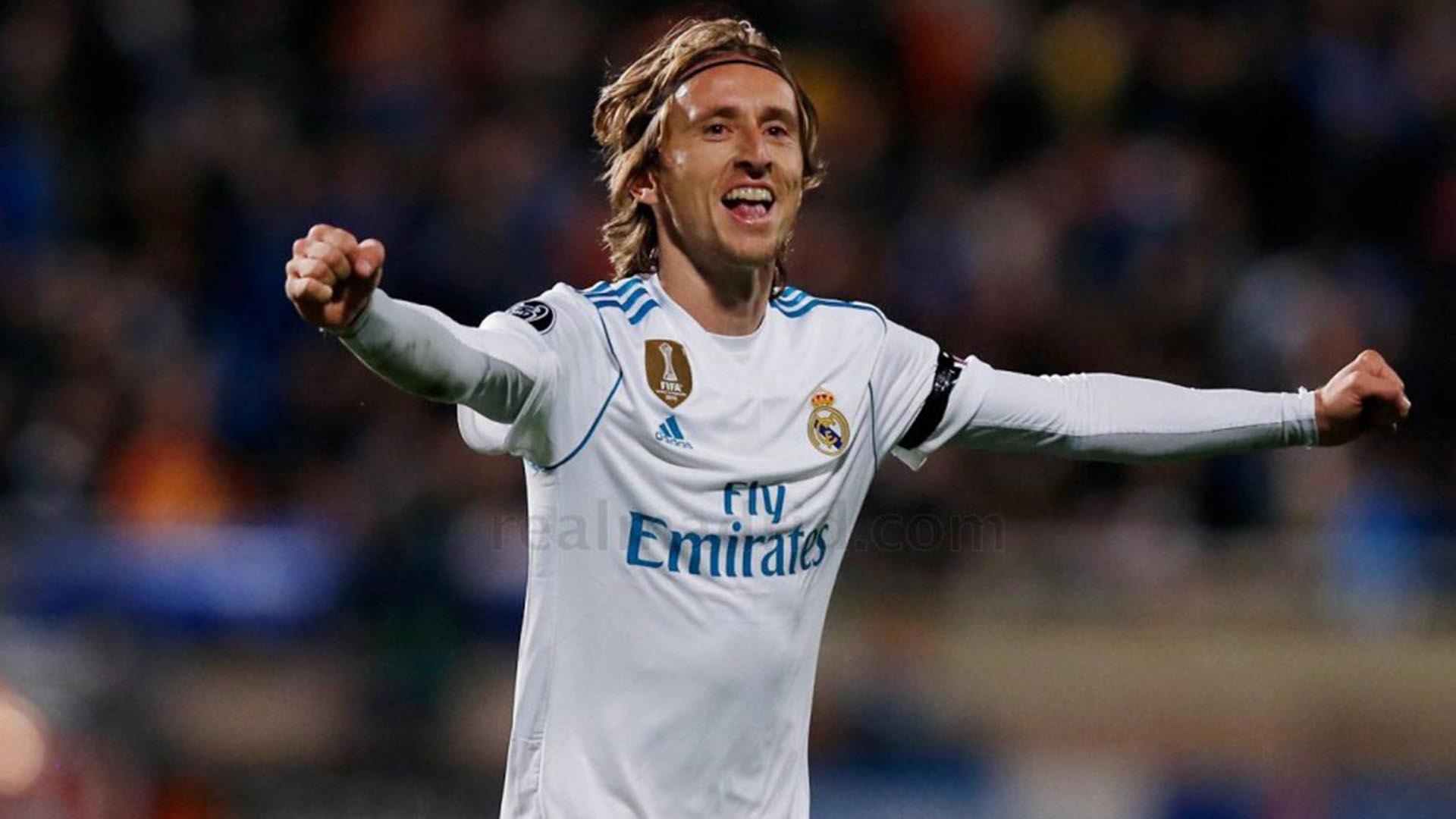 Modric podría dejar al Real Madrid unirse ... ¿AC Milan?