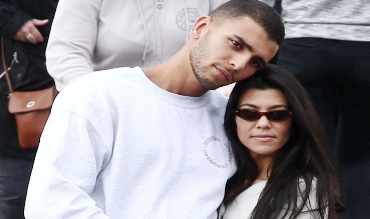 Kourtney Kardashian confirms she's dating Younes Bendjima