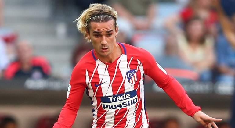El Atlético de Madrid jugara un partido importante y no contara con Griezmann