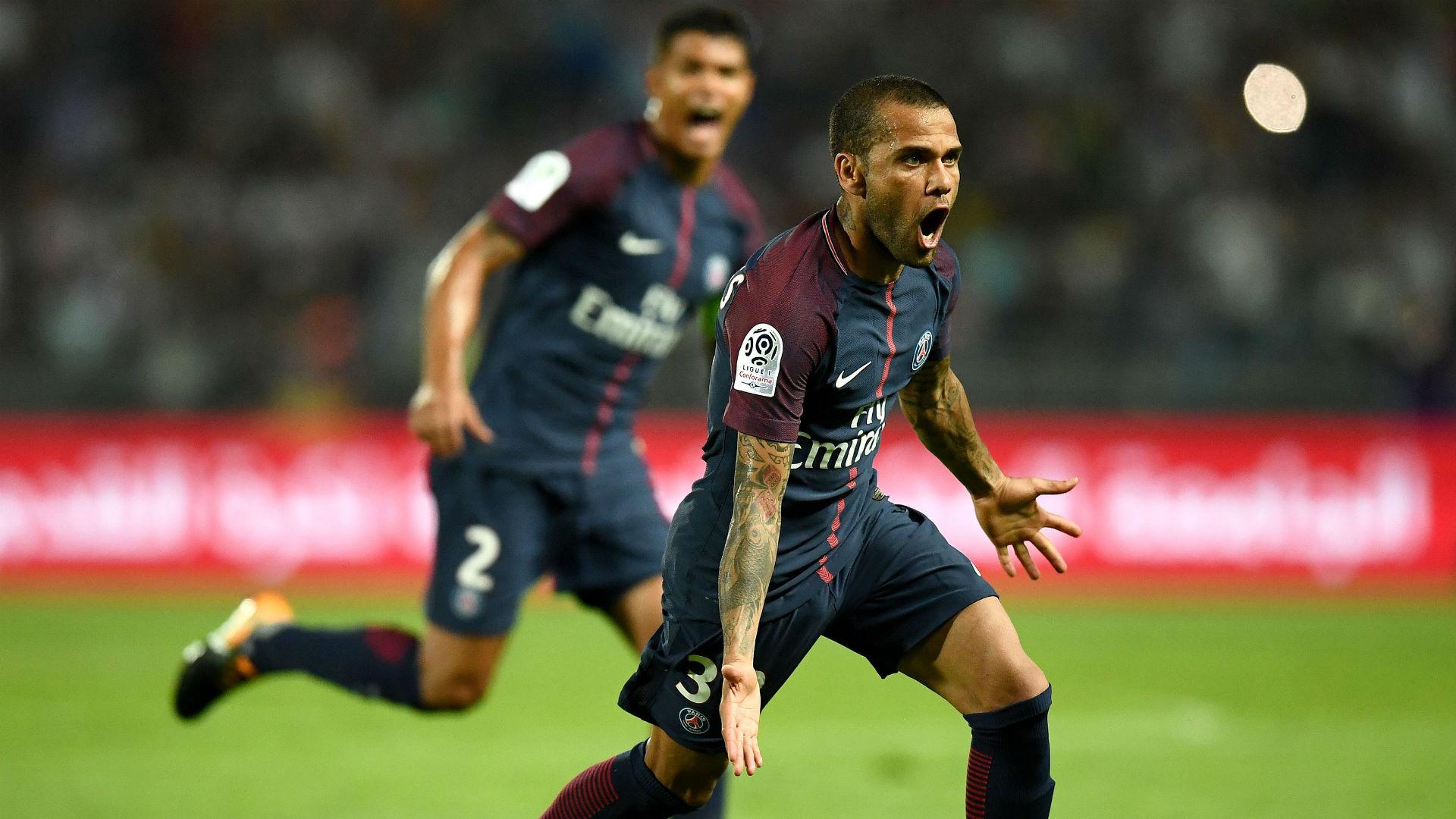 Con goles de Di María y Pastore, el PSG superó al Lille y volvió al triunfo