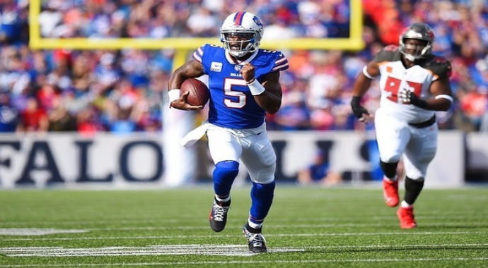 Buffalo Bills win 'snowball fight' against Colts with 13-7 OT win