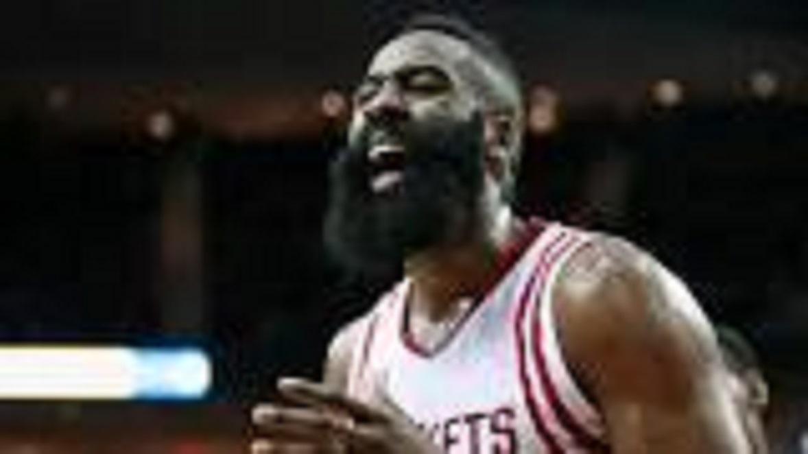 NBA : Performance XXL de la part des Houston Rockets.