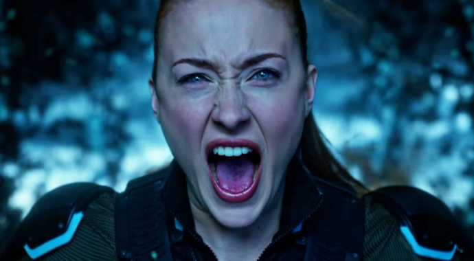 Sophie Turner stopped partying while shooting 'X-Men Dark Phoenix'