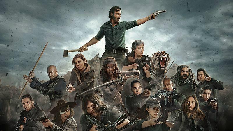 Assista: Fãs de The Walking Dead fazem petição pedindo a demissão de showrunner