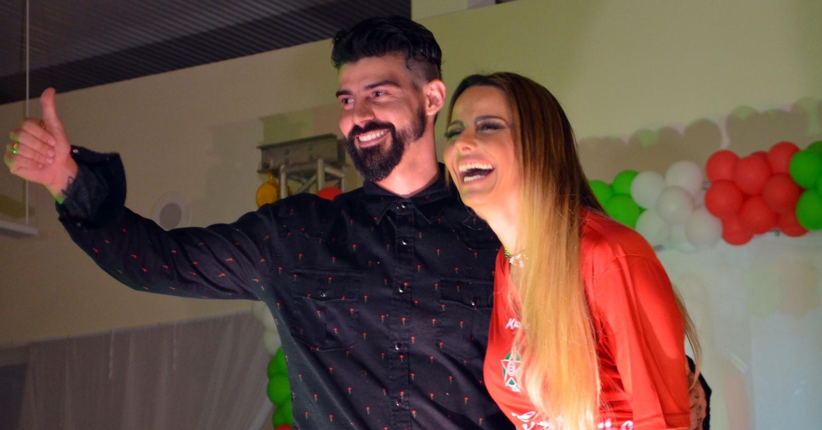 Vídeo: Radamés traiu Viviane e engravidou a amante