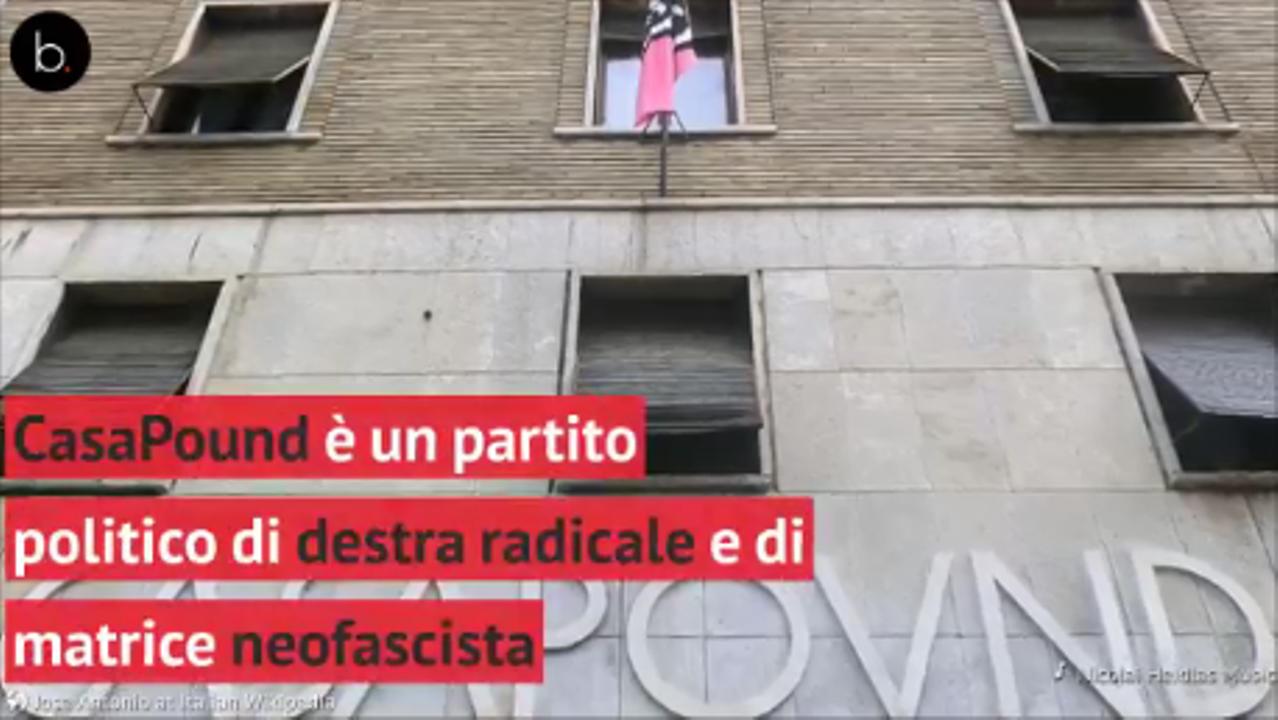 Intervista a Simone Di Stefano vicepresidente di Casapound