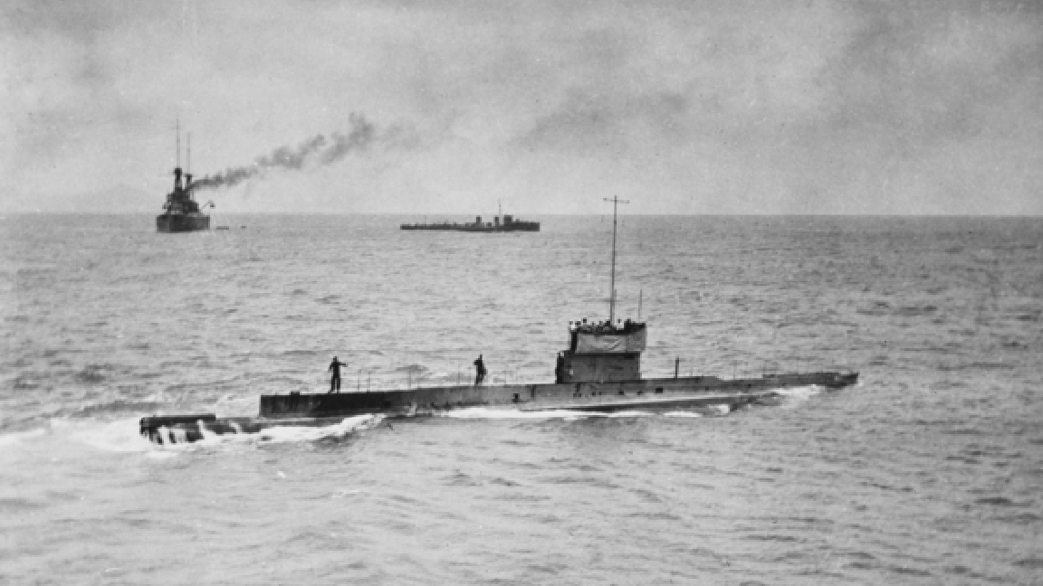 The 103 year old Australian Submarine finally found