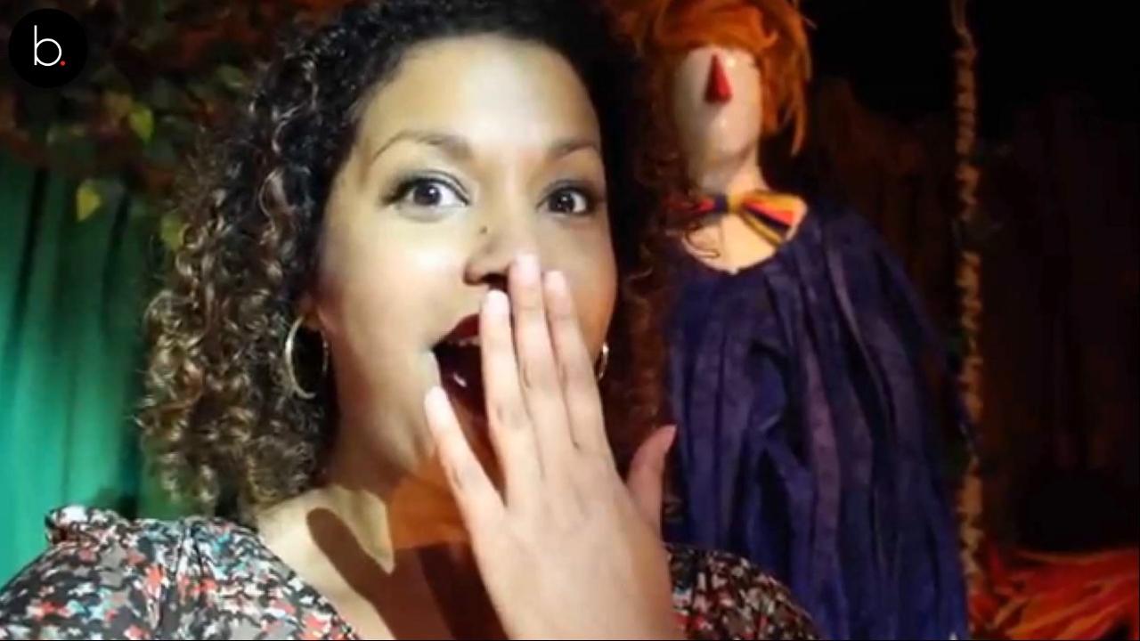 A Biba de 'Castelo Rá-Tim-Bum' reaparece grávida e impressiona com novo visual