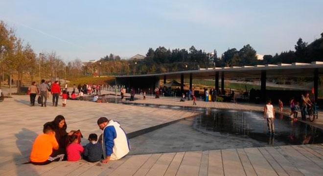 México ahora incluye el Parque de La Mexicana