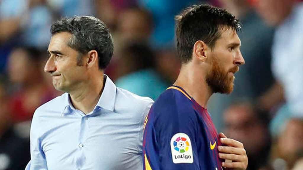 VIDEO: Los tres fichajes que Leo Messi ha pactado con Valverde